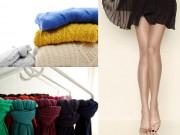 5 mẹo vặt thời trang đơn giản mà hữu ích trong mùa đông