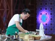 Quốc Cường MasterChef: Ủng hộ quyết định của Phạm Tuyết