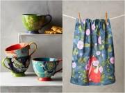 Nhà đẹp - Đồ trang trí nhà bếp đáng yêu tặng cô giáo nhân ngày 20/11