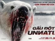 Lịch chiếu phim rạp CGV từ 20/11-26/11: Gấu đột biến