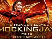 Lịch chiếu phim rạp tại TP.HCM từ 20/11-26/11: Húng nhại phần 2