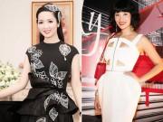 Làng sao - Siêu mẫu Vũ Cẩm Nhung tái xuất mừng sinh nhật Giáng My