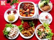 Bếp Eva - Bữa ăn ngon miệng mừng ngày Nhà giáo Việt Nam