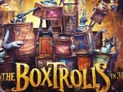 Lịch chiếu phim - HBO 30/11: The Boxtrolls