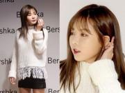 Làm đẹp - Khuôn mặt tròn xoe vì tăng cân của 'mỹ nữ gợi cảm' Hàn Quốc
