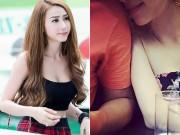 """Làng sao - Ngân Khánh được chồng """"thưởng"""" sau thời gian du học"""