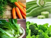 Làm mẹ - 7 loại rau ngon bé càng ăn càng cao lớn