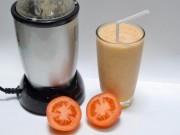 Sức khỏe - Tuyệt vời nước cốt rau củ