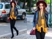 Tin tức thời trang - Phối đồ Street Style sành điệu
