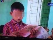 Tin tức - Vụ đọc sách ngược: Do bìa sách bị dán ngược