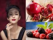 Làm đẹp - Mẹo tự làm son môi từ hoa quả cực an toàn