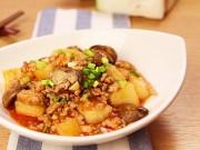 Bếp Eva - Bí đao sốt thịt băm đậm đà ngon cơm