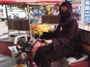 Làng sao - Trương Thị May bịt mặt, đi chở gạo ở Ấn Độ