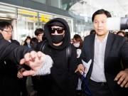 Haha Running Man kín mít xuất hiện tại sân bay