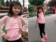 Làng sao - Con gái Trương Ngọc Ánh điệu đà như thiếu nữ
