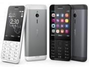Điện thoại Microsoft giá rẻ, pin chờ gần 1 tháng