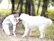 Làng sao - Hàn Khởi quyết tâm dành tiền mua nhà để nuôi chó
