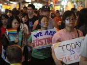 """Tin tức - 500.000 người chuyển giới từng sống """"vô hình"""" trong xã hội"""