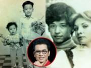 Làng sao - MC Thanh Bạch khoe ảnh đẹp trai từ nhỏ