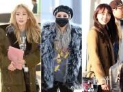 EXO, SNSD và sao Kbiz háo hức đi dự MAMA 2015
