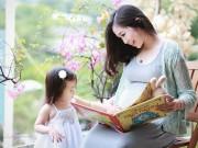 """Bà bầu - Bộ ảnh bầu """"không thể đẹp hơn"""" của mẹ và con gái"""