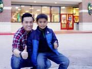 Làng sao - Lam Trường hạnh phúc khi gặp lại con trai