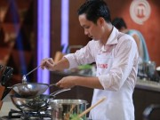 Nghi vấn thí sinh top 3 MasterChef VN là đầu bếp chuyên nghiệp?