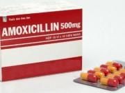 Tin nóng trong ngày - Cảnh báo và thu hồi thuốc Amoxycillin giả trên toàn quốc