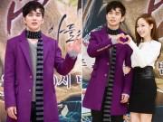 Làng sao - Yoo Seung Ho điển trai, chững chạc bên đàn chị