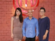 Thanh Hoà, Minh Nhật và Thái Hoà làm giám khảo MasterChef