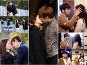 Sự thật sau 5 nụ hôn tưởng là lãng mạn trong phim Hàn