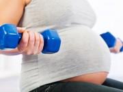Bài tập đơn giản cho mẹ bầu dễ sinh thường