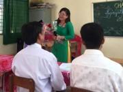 Tin tức - Địa phương xin lỗi cô giáo chê cầu sập trên Facebook