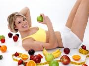 Làm đẹp - Thực đơn và chế độ tập luyện để giảm cân cấp tốc