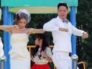 """Làng sao - Diễm My 9X, Bình Minh khoe điệu nhảy """"bá đạo"""""""