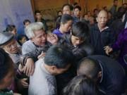 Thảm án ở Thạch Thất: Phút giáp mặt kẻ giết chồng, con