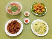 Bếp Eva - Bữa ăn ấm cúng ai ngắm cũng thèm