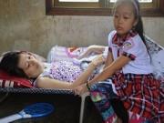 Tin tức - Cảm động người phụ nữ chờ sinh con mới chữa ung thư vú