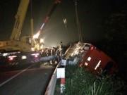 Tin tức - 4 nạn nhân bị bỏ sót trong vụ tai nạn cao tốc Pháp Vân