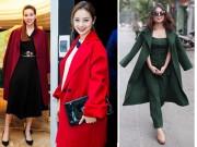 Thời trang - Chiếc áo khoác ngàn đô đang khiến sao Việt say mê