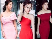 Thời trang - Á hậu Hoàng Oanh gợi cảm để trưởng thành hơn
