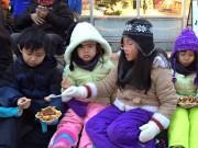 Làm mẹ - Những điều quan trọng phải dạy trẻ trong mùa đông