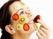 Làm đẹp - 4 loại quả giúp bạn giữ ẩm, làm trắng da mặt mùa đông