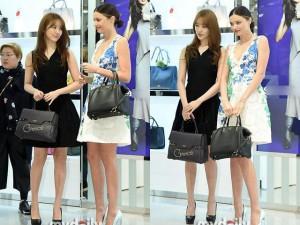 """Miranda Kerr """"đánh bại"""" Yoon Eun Hye tại sự kiện"""