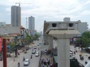 Tin tức - Hà Nội cấm nhiều tuyến đường để làm đường sắt trên cao