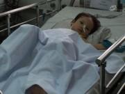 Tin tức - Phẫu thuật khối bướu gan khổng lồ cho bé 18 tháng