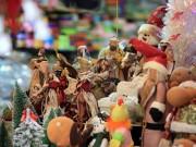 Tin tức - Đồ trang trí Noel 2015: Hàng Việt chiếm lĩnh thị trường