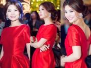 Làng sao - Á hậu Diễm Trang đẹp cuốn hút mọi góc nhìn tại sự kiện