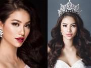 Làm đẹp - 2 màu son tạo nên vẻ đẹp đẳng cấp quốc tế của Phạm Hương