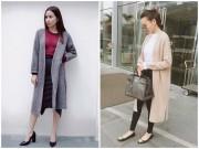 Tuần qua: Thanh Hằng, Hương Giang chất lừ với áo cardigan dáng dài
